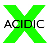 acidicX